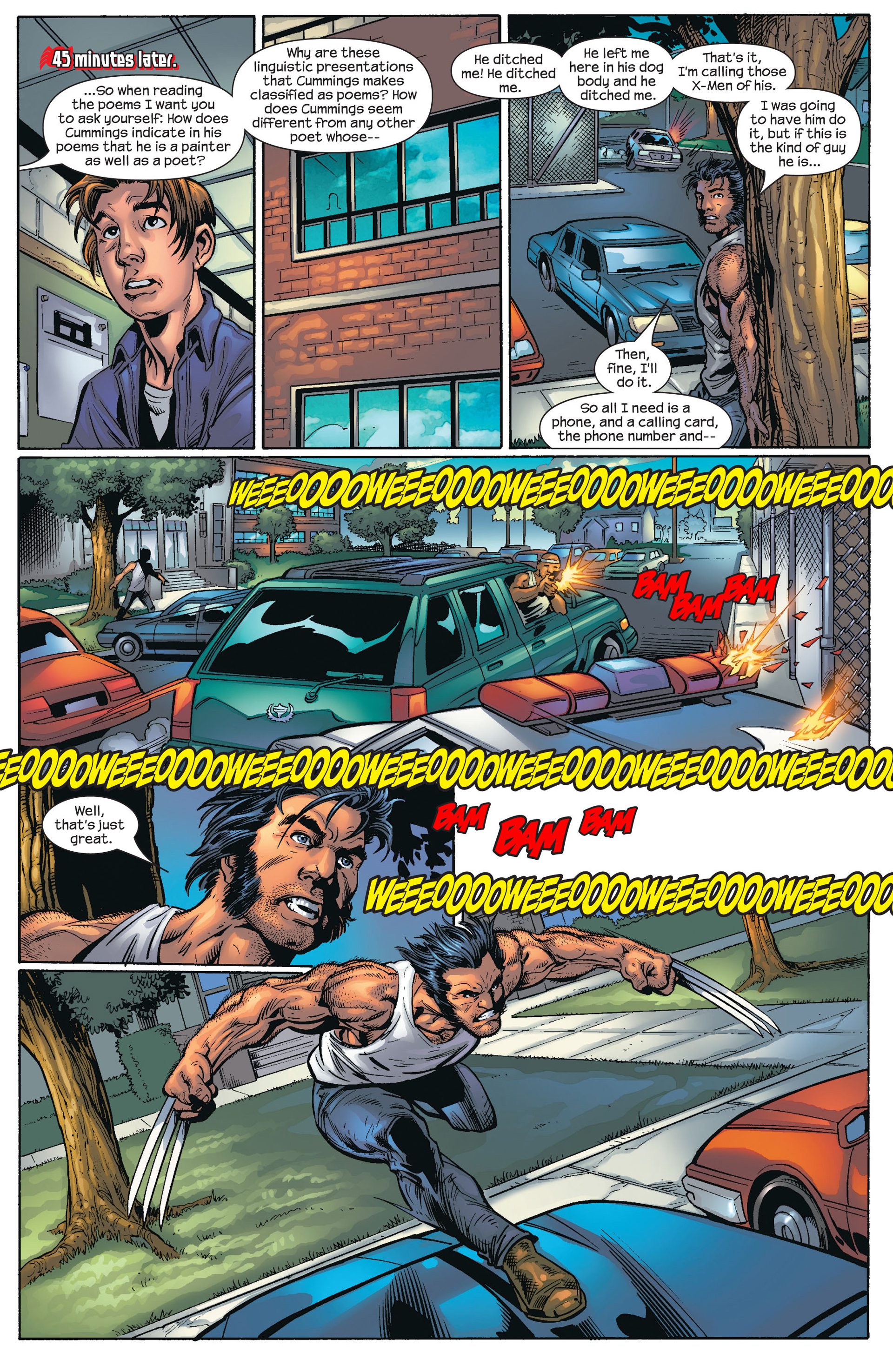 Read online Ultimate Spider-Man (2000) comic -  Issue #66 - 19