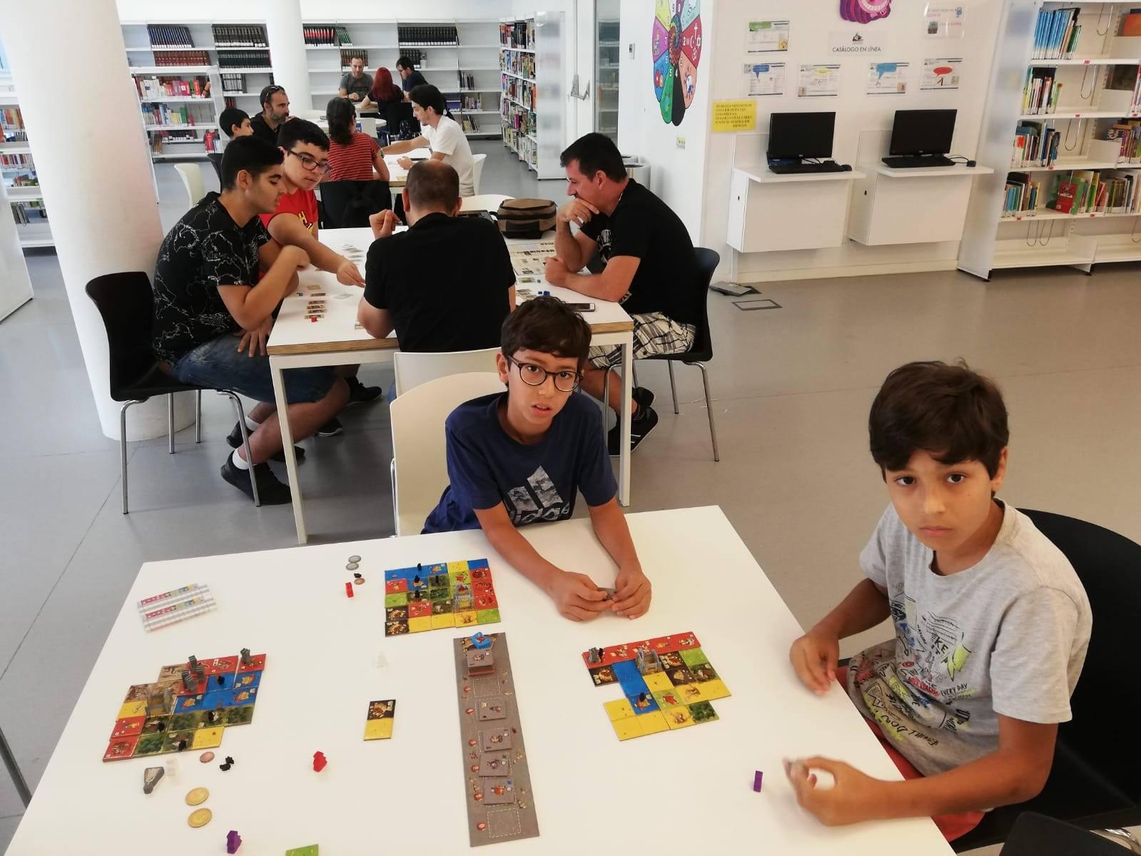 Asociacion De Juegos De Mesa El Solitario 2018
