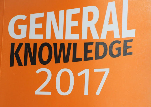 General Knowledge 2017 Book