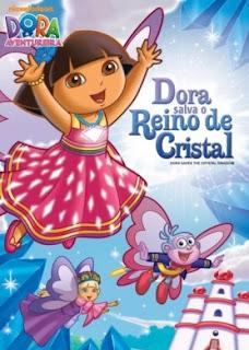 Dora a Aventureira: Dora Salva o Reino de Cristal – Dublado