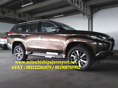 ALL NEW PAJERO SPORT DEEP BRONZE 2016