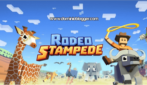 Juego Rodeo Stampede para Android