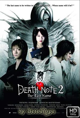 Death Note: El Ultimo Nombre [2006] [Castellano-Japones] HD 1080P [Google Drive] GloboTV