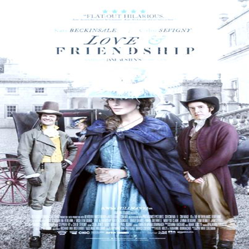 Love & Friendship Poster Film
