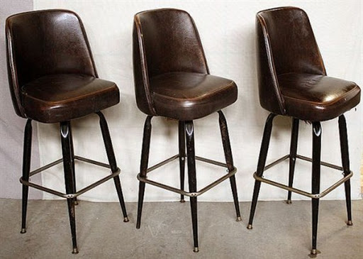 vinyl cushions for bar stools