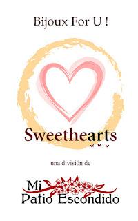Exposición Sweethearts de Mi Patio Escondido en Madrid