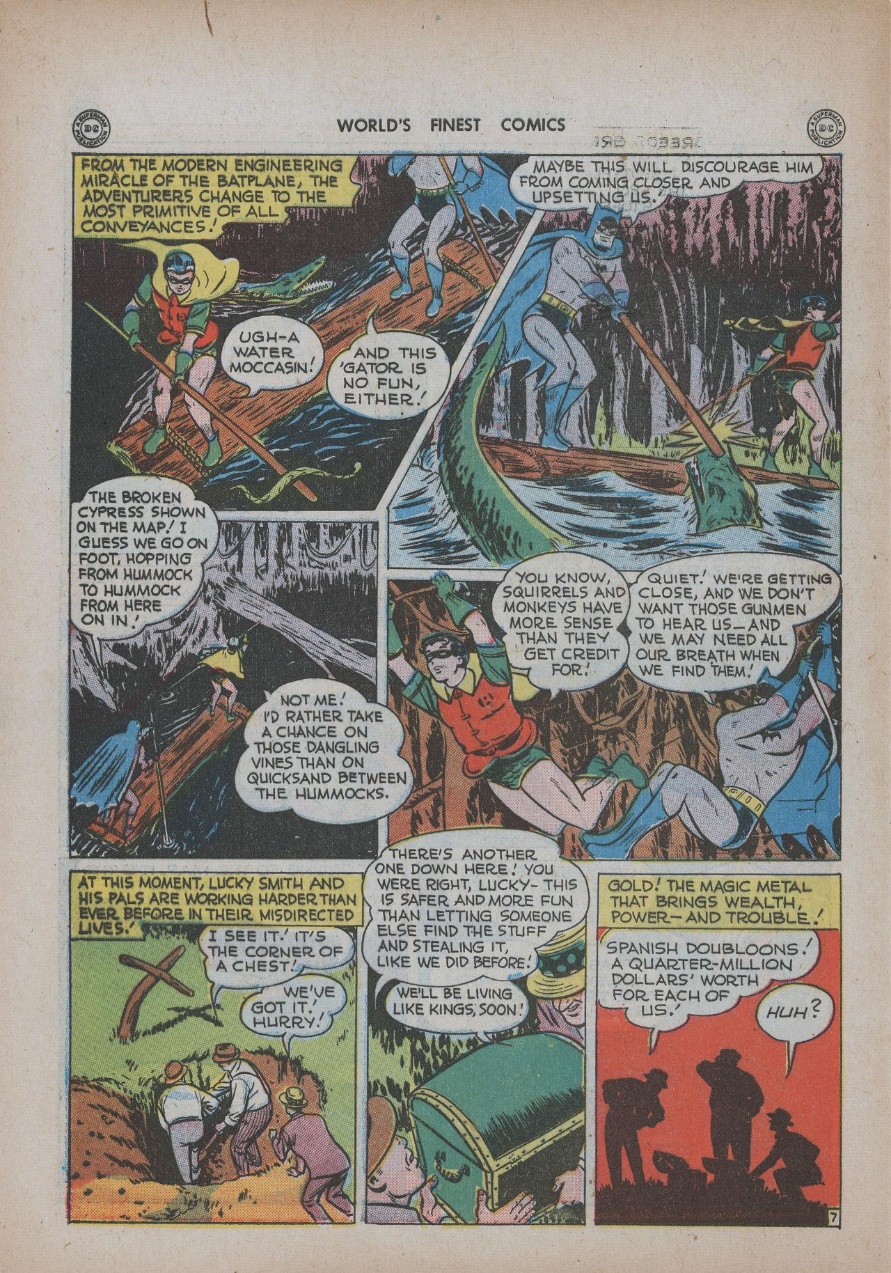 Read online World's Finest Comics comic -  Issue #20 - 68