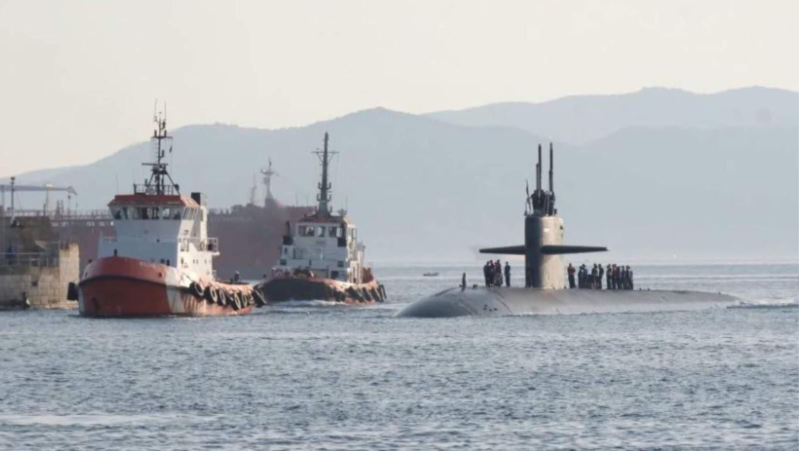 Angkatan Laut AS berencana membangun kapal selam paling tak terlihat untuk musuh