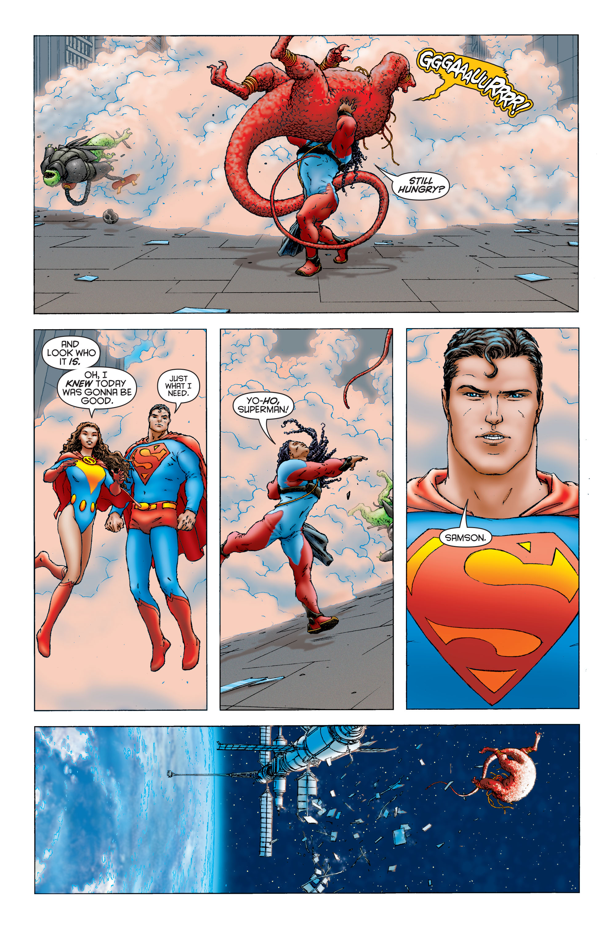 Read online All Star Superman comic -  Issue #3 - 6