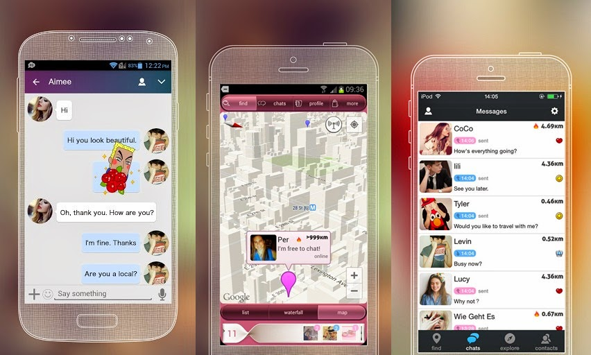 Sayhi chat love meet dating for pc