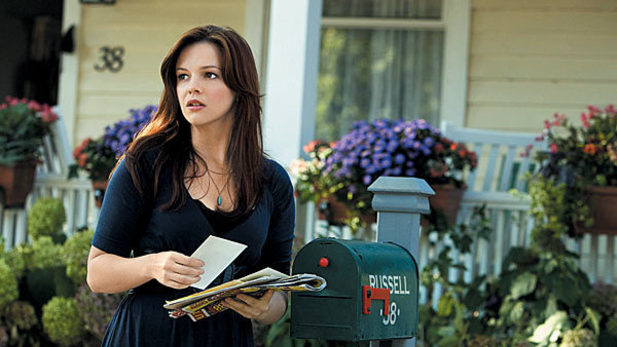 The Russell Girl Amber Tamblyn