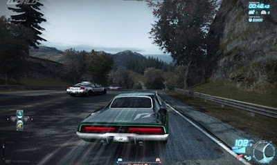 Play car games need for speed most wanted