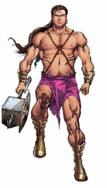 Yoddha Solo Raj Comics