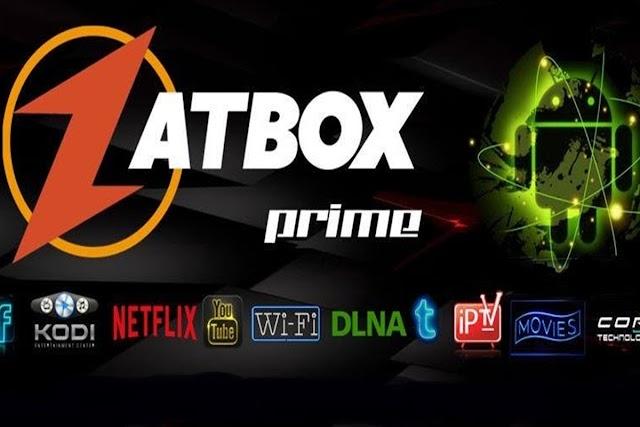 ZATBOX PRIME HD NOVA ATUALIZAÇÃO - 31-07-2016