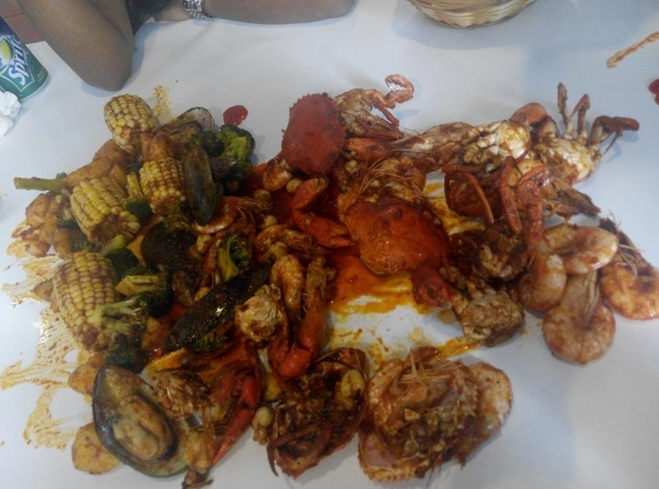 Seafood Bucket Restaurant Near Me