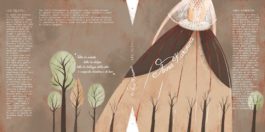 ANNA KARENINA Cover Project