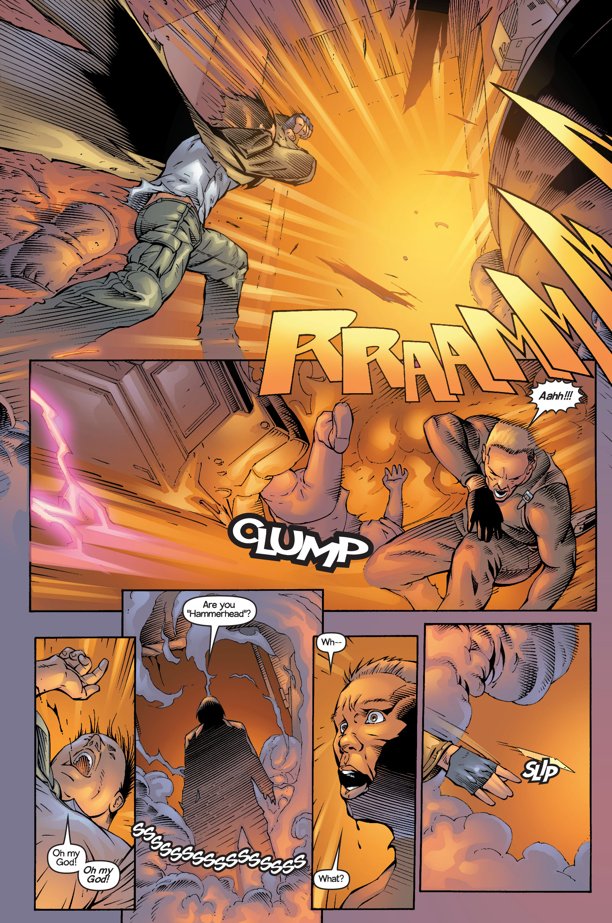 Read online Ultimate X-Men comic -  Issue #14 - 14