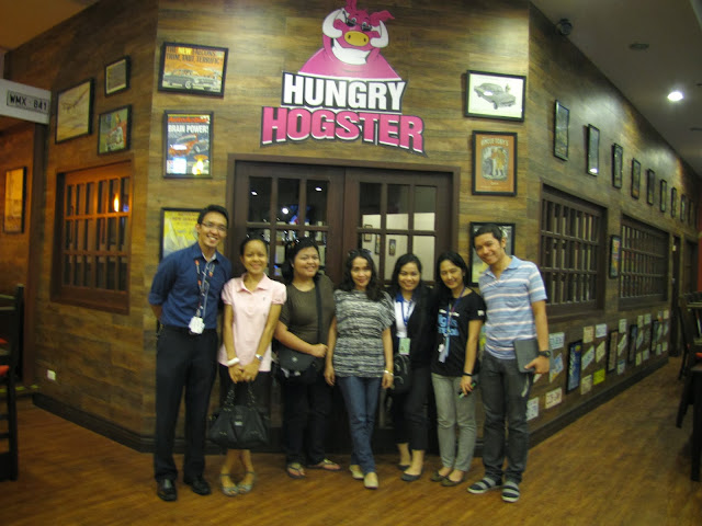 Hungry Hogster Davao