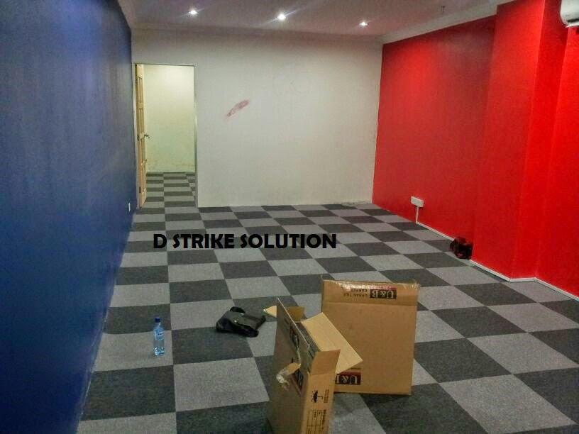 Karpet Tile Boleh Di Jadikan Pejabat Rumah Gymnasium Butik Dan Bilik Tidur Anda
