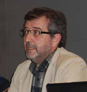 Arqueólogo Jesús Fernández Jurado