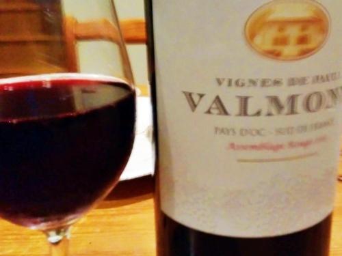 Vignes de Paul Valmont Rouge Fruite ヴィーニュ・デ・ポール・ヴァルモン ルージュ・フリュイテ
