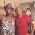 Femi Kuti and Seun Kuti pictured in the US