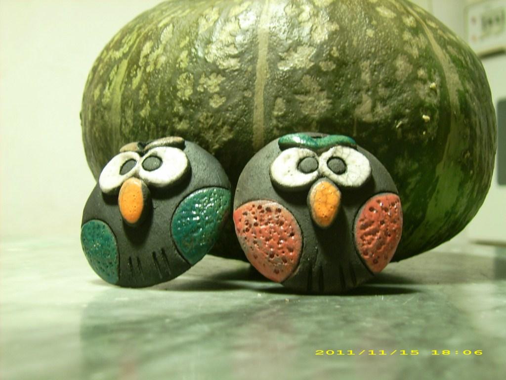 Favoloso Raku Arte: Nuovi animali ceramica raku NM32