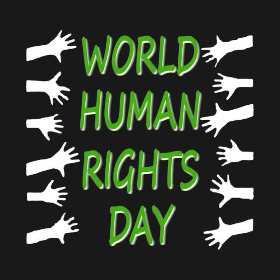 Celebrate World's human rights day 2016