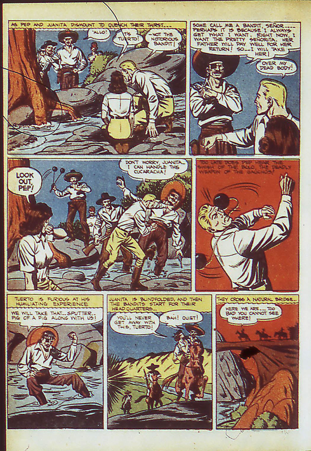 Read online Action Comics (1938) comic -  Issue #41 - 19