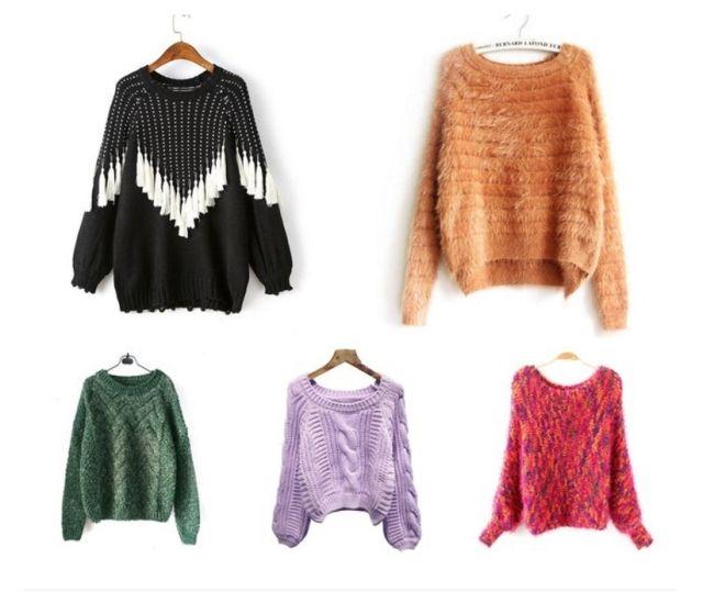 5 cozy sweaters
