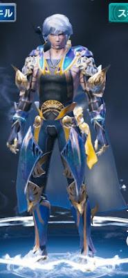 mobius final fantasy, warrior job