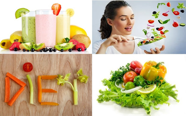 Ăn kiêng giảm cân đúng cách, những điều cần biết