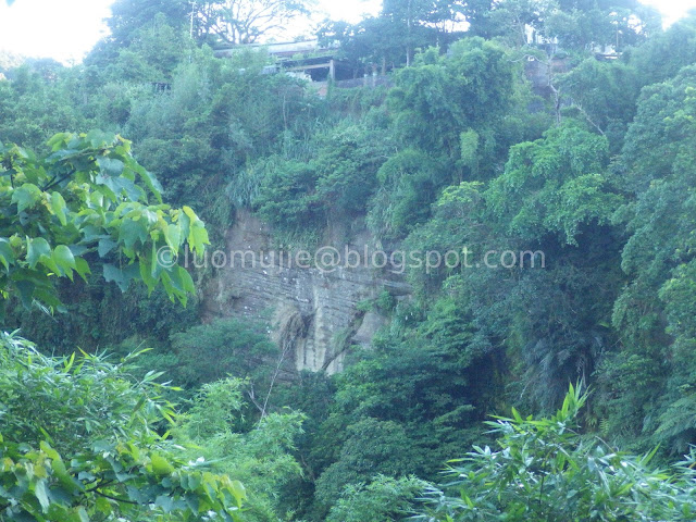 Linjiao cliff