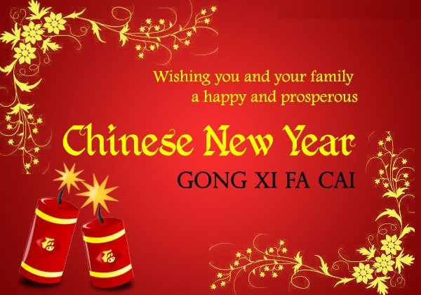 Chinese Happy New Year images For facebook