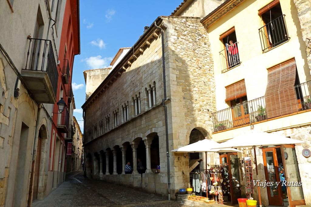 Calles de Besalú, Girona
