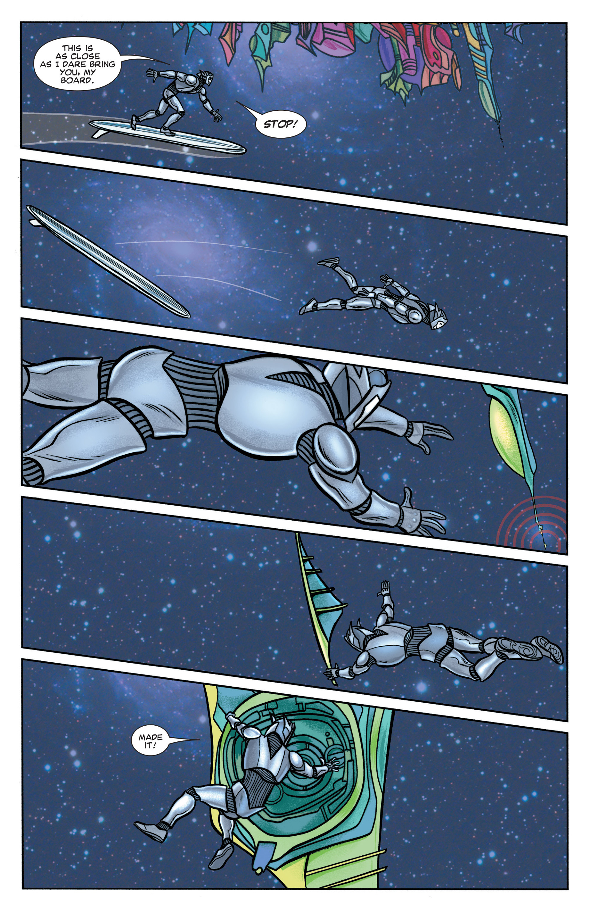 Read online Silver Surfer (2014) comic -  Issue #2 - 18