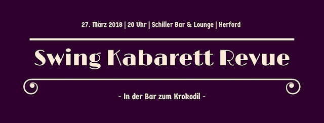 Swing - In der Bar zum Krokodil - maja Bernard