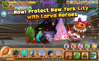 Game Larva Heroes Episode 2 Mod Apk v1.7.6 For Android