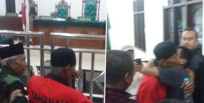 Unik, Rebutan Mikrofon Saat Mau Sholat Jumat, Pengurus Masjid Jadi Terdakwa