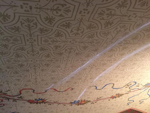Falkép és festményrestaurálás az Ecsetvonás restaurátor műteremben