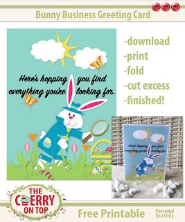 free printable card