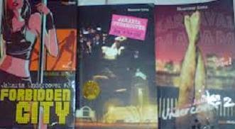 Novel Jakarta Undercover, Malam Carnaval, Forbidden City - Moammar Emka