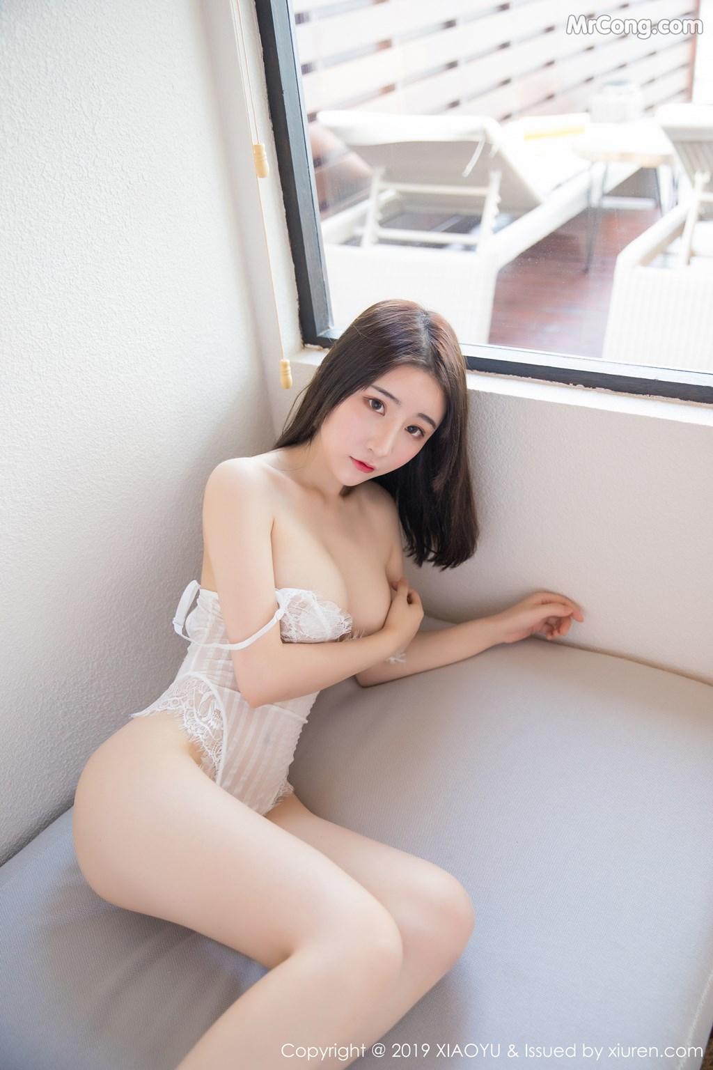 Image XiaoYu-Vol.147-Cherry-MrCong.com-018 in post XiaoYu Vol.147: 绯月樱-Cherry (66 ảnh)