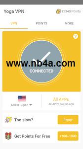 تحميل تطبيق Yoga VPN - النسخة الأصلية و المهكرة dwonload Yoga VPN