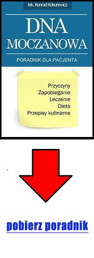 dna moczanowa poradnik