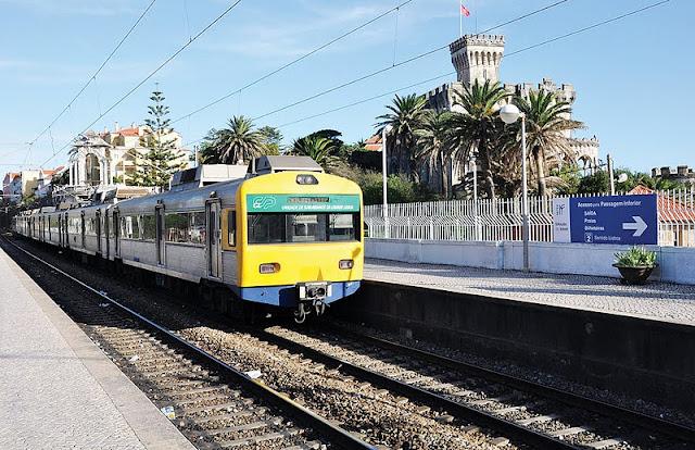 Como chegar a Cascais saindo de Lisboa