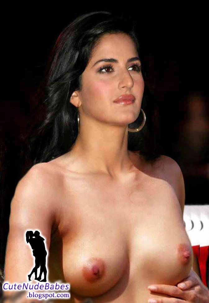 Desi Hot Katrina Kaif Showing Boobs And Ass On Webcam