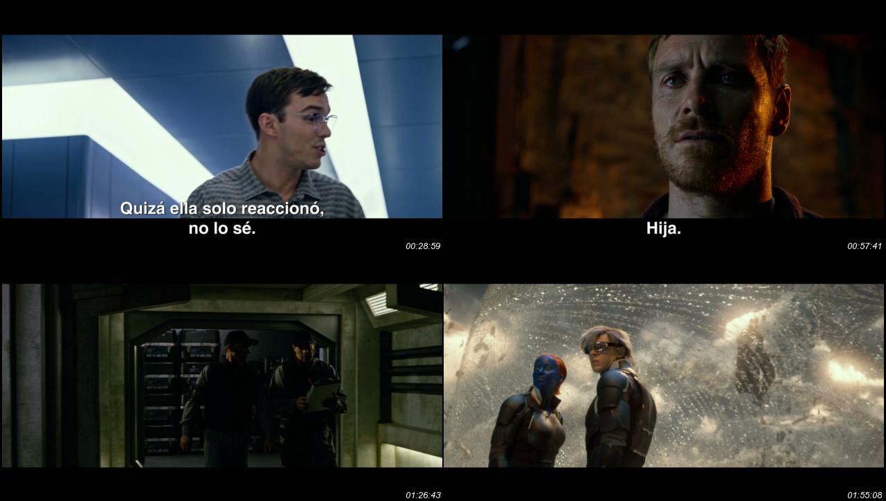 X-Men: Apocalypse 2016