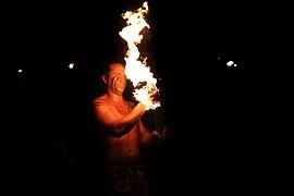 Fire Festival, Allendale
