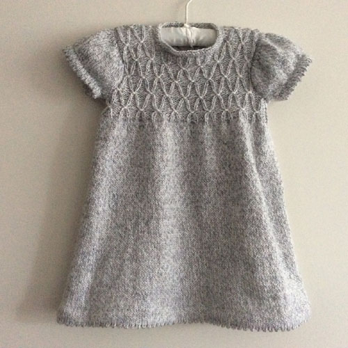 Girl's Smocked Tunic and Leggings - Free Pattern
